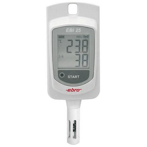 Ebro EBI 25-TH Trådløs temperatur/fugt datalogger med intern føler