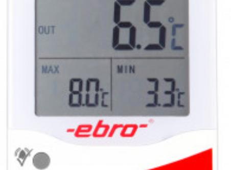 Ebro præsenterer de nye højdespringere inden for max-min termometre