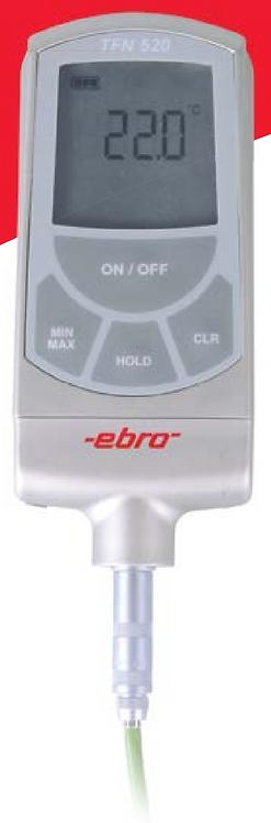 TFN 520-EX 1-kanal EX termometer