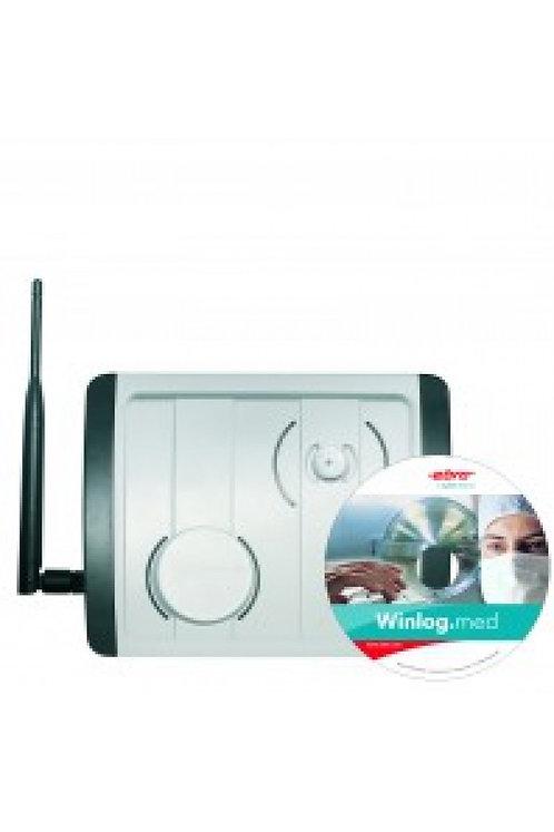 Ebro SI 2100  - Interface + Software Winlog.med sæt