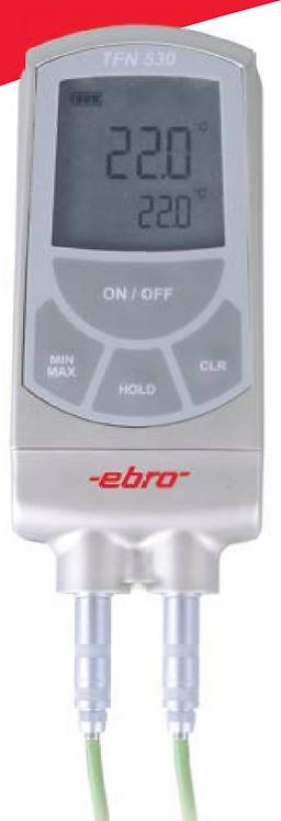 TFN 530-EX 2-kanals EX termometer