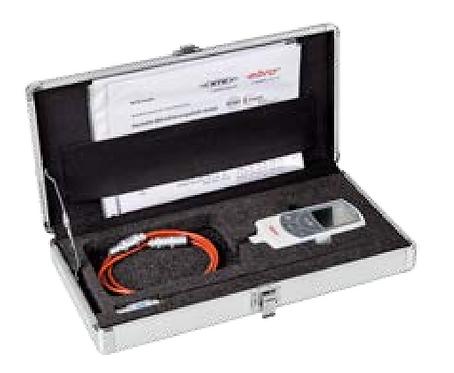 Sæt: TFX 430 + TPX 130 præcisiontermometer + kabel + kuffert + akkrediteret cert