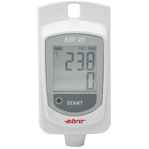 Ebro EBI 25-T Trådløs temperaturlogger med intern føler