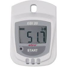 EBI 20-TH1 Standard temperatur/fugt datalogger (interne følere)