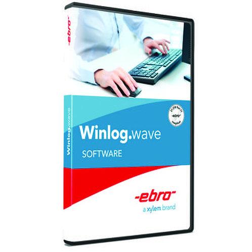 Winlog.wave: Software til EBI 25