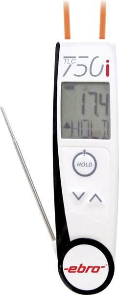 TLC 750i infrarød + foldetermometer