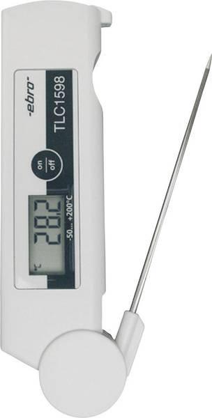 TLC 1598 Foldetermometer - Høj præcision