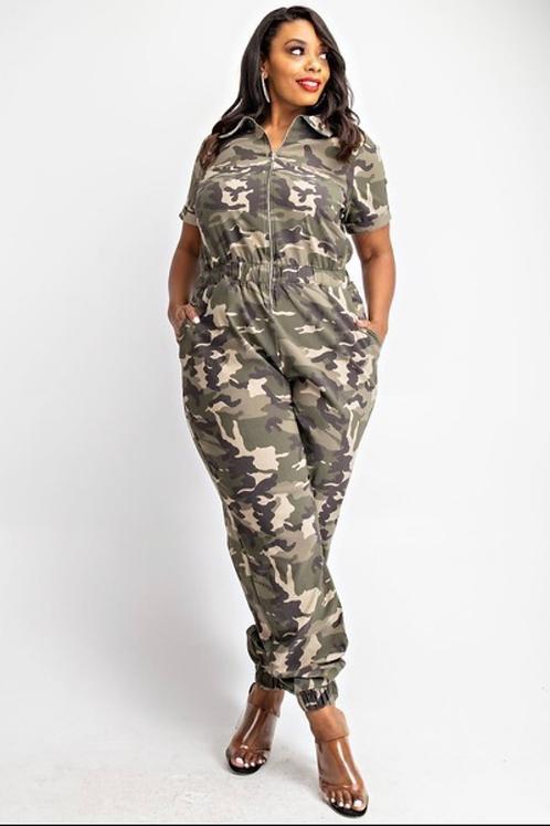 Cadet Jumpsuit