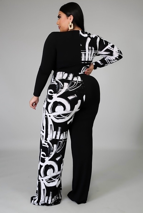 2-Sided Jumpsuit