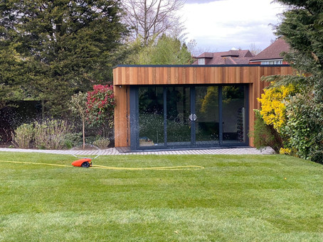 Garden Office - Blackheath, London
