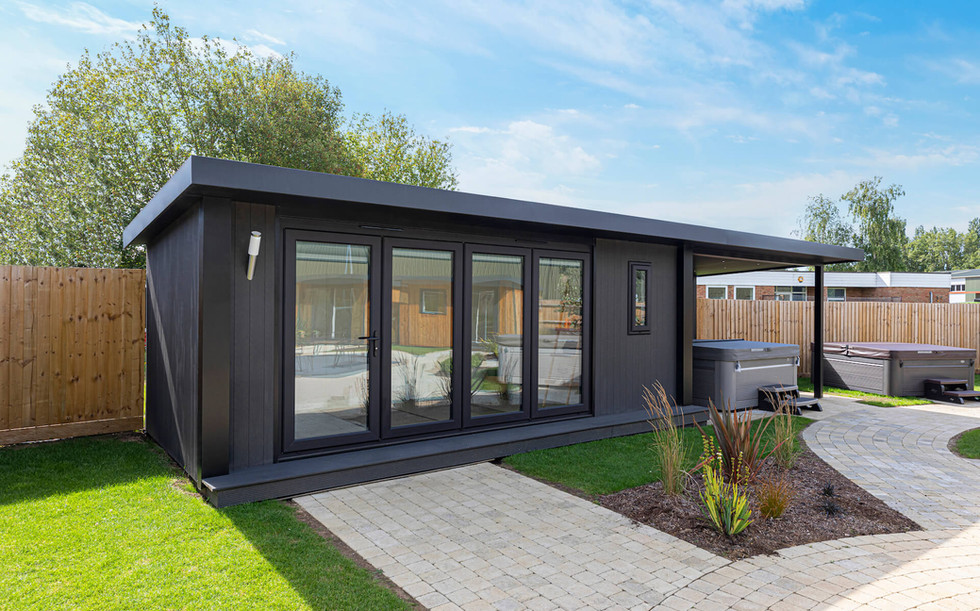 Garden Room, Garden Studio, Personal Gym, we are here for you in less then 2 weeks you will have your own garden office room
