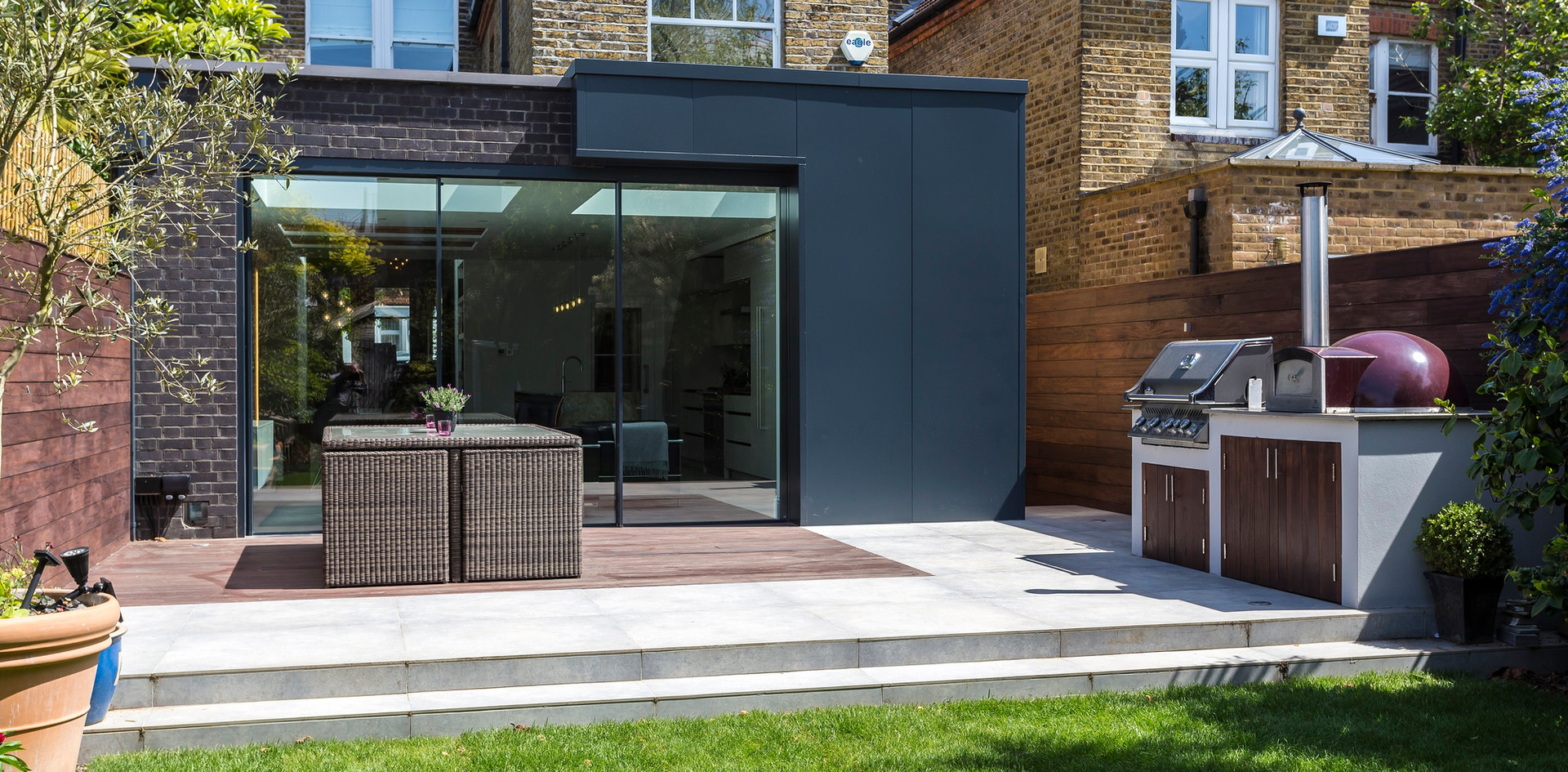 Get free quote to build a home extension