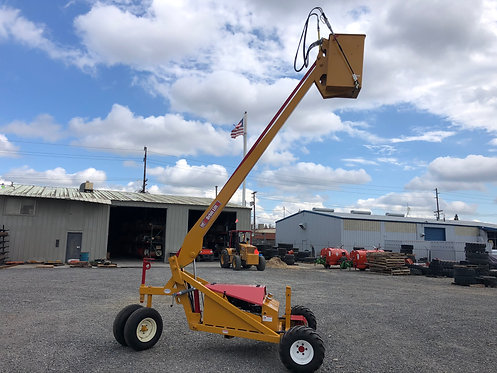 Gillison Fabrication Pruning Tower