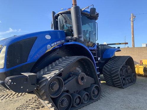 New Holland T9.615TRX