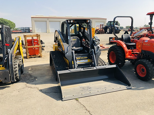 New Holland C332 Compact Track Loader
