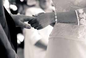 Placing Wedding Ring