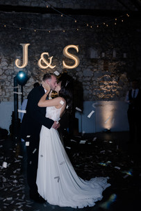 First Dance at Monks Barn, Hurley