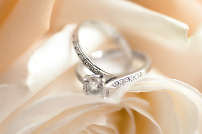 Engagment and Wedding Ring