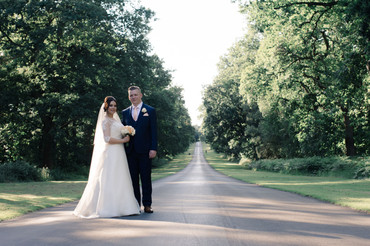 Long Drive Way at Easthampstead Park