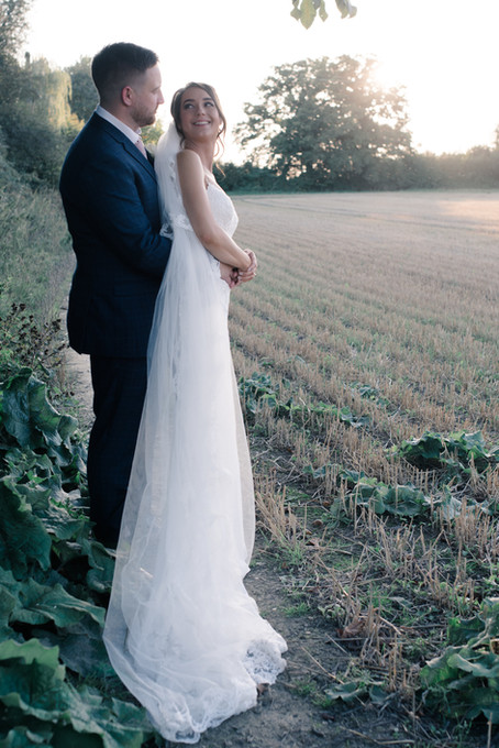 Golden Hour Couple Photography