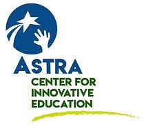 Astra Center for Innovative education full logo
