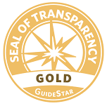 GuideStar Gold Badge for Youth and Family Counseling Agency of Oyster Bay - East Norich