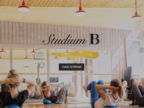 Studium B Gets a Streamlined Facelift