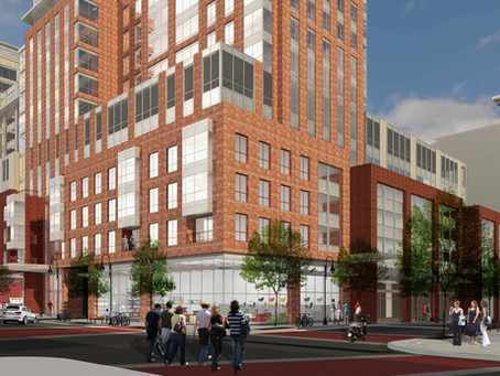 St. Albans Glass Awarded Burlington City Place