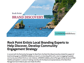 Helping Rock Point Discover and Develop a Community Engagement Strategy