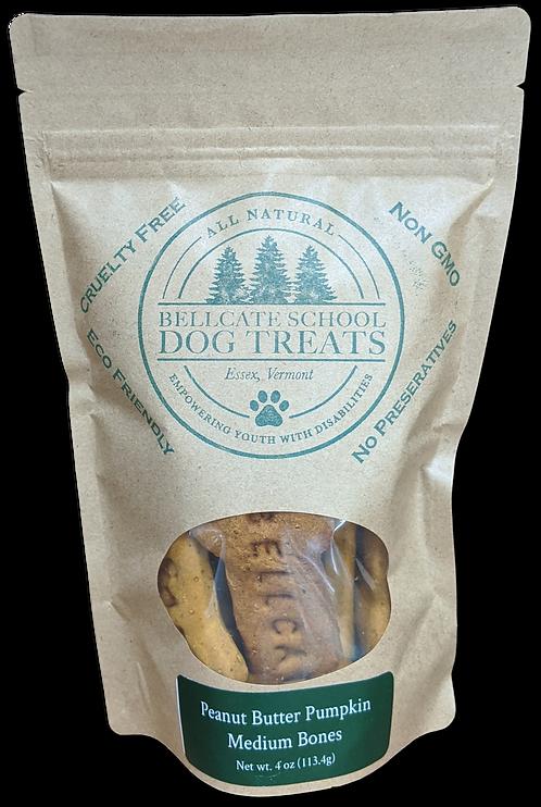 Peanut Butter Pumpkin – Medium Bones - Wholesale