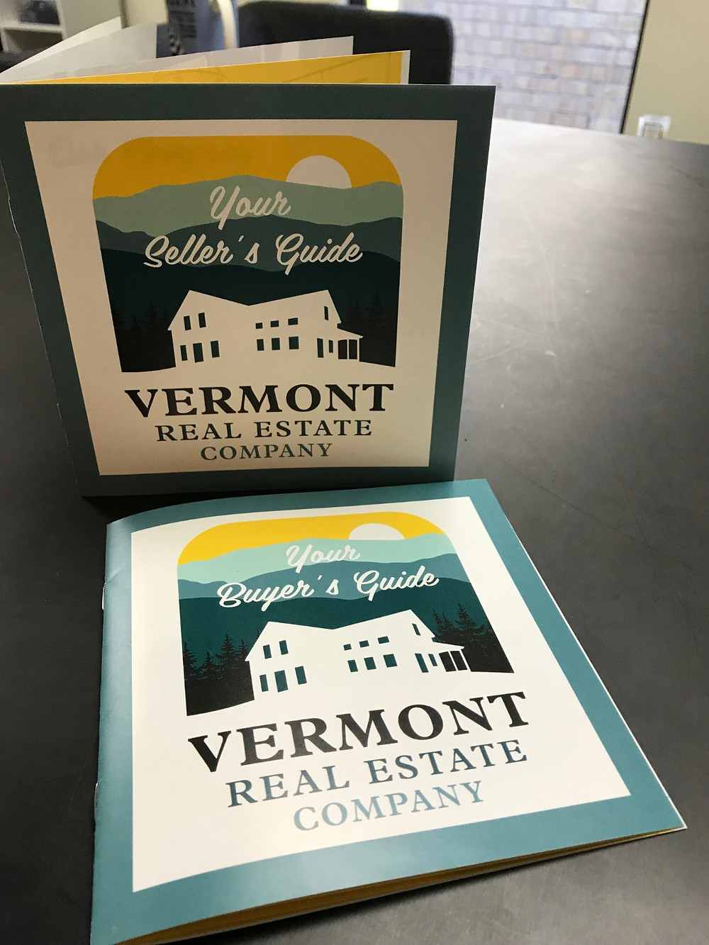 Vermont Real Estate Company branded guides