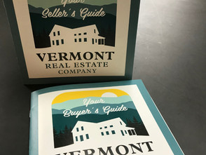 Vermont Real Estate Company Guides Just Landed