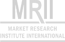 Market Research Institute international.