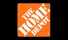 the home depot company logo