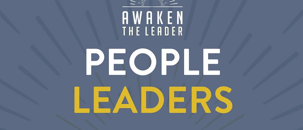 February 2021 People Leaders Cohort