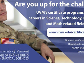 Working with UVM to Advance Your Career