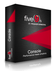 five(9)s Console Pacage