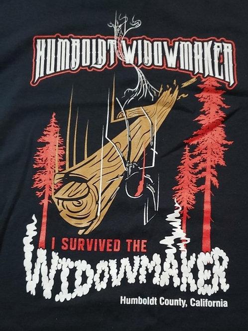 T-Shirt  Humboldt Widowmaker
