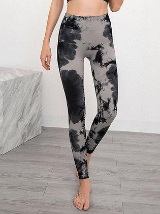 Seamless Dark Dye Leggings