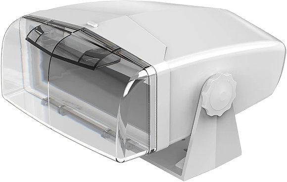 Dual Electronics MH200 Transparent Marine Waterproof Radio Housing Unit Single