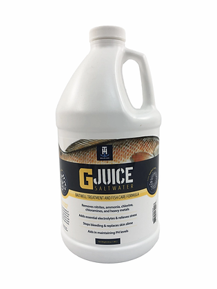 G-Juice Saltwater Treatment and Fish Care Formula
