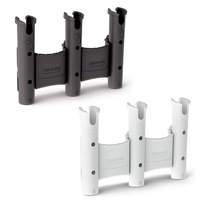 RODSTOW ROD HOLDER TRIPLE WITH CADDY