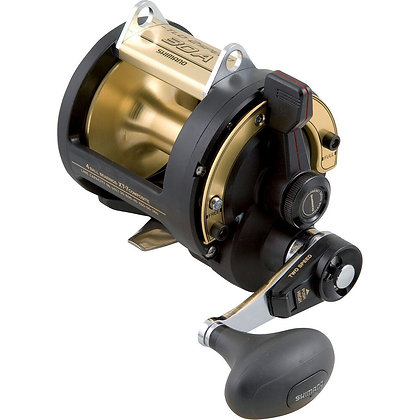 Shimano TLD 30A 2 Speed Overhead Reel