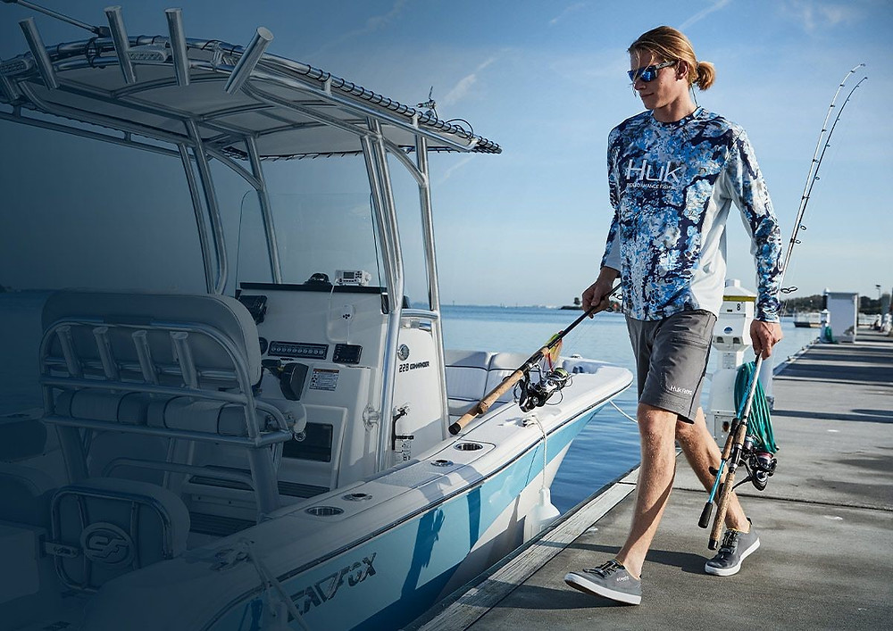 fishing clothes in the UAE