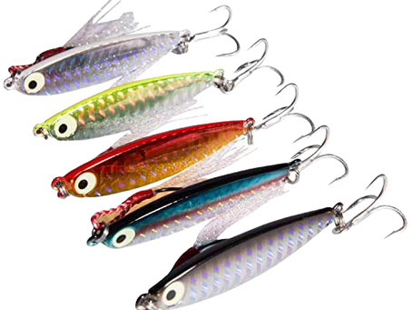Tricks: When You Use Different Fishing Jigs