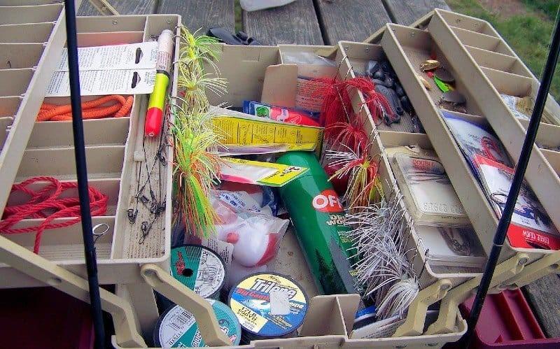 Fishing Tackle box in UAE