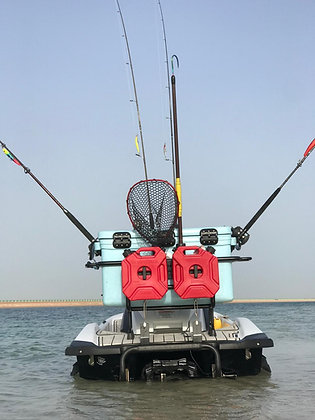 SPECIALLY DESIGNED JET SKY RACK FOR ICEY TECH 70LTR COOLER