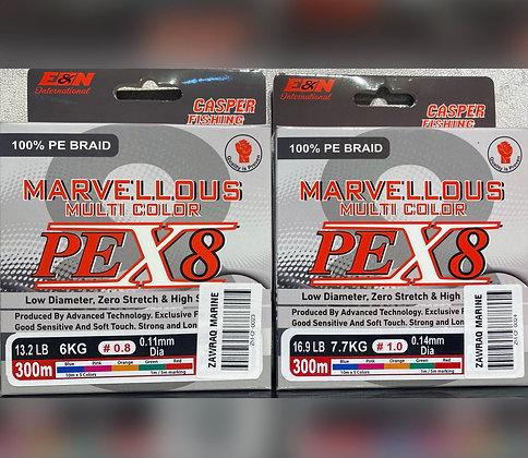 MARVELOUS PE X8 -MULTICOLOR