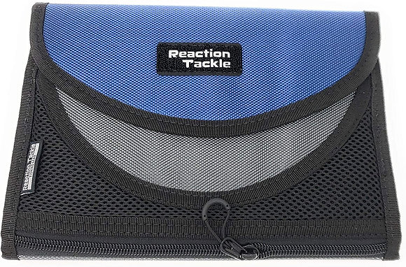 Reaction Tackle Fishing Tackle Bag/Tackle Binder/Soft Bait and Worm Storage