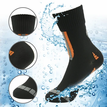 WATERPROOF BREATHABLE SOCKS MID CALF  for sale in Dubai